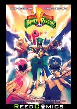 MIGHTY MORPHIN POWER RANGERS VOLUME 1 GRAPHIC NOVEL New Paperback Collects #0-4