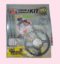 JTKHC90 Quality Chain and Sprocket kit for Honda C C90 Cub models  1984 to 2002
