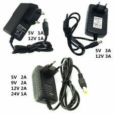 220V Power Adapter DC 5V 9V 12V 24V 1A 2A 3A Charger Supply Universal Switching