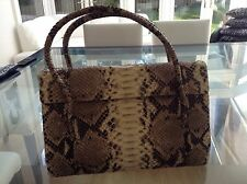 Nancy Gonzalez Python Carry All Tote Bag