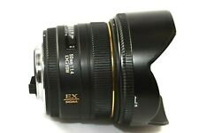 Pentax DSLR fit Sigma 50mm f1.4 HSM DG GREAT CONDITION