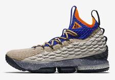 2018 Nike Zoom Lebron XV 15 KSA SZ 9 Mowabb ACG James Watch PE AR4831-900