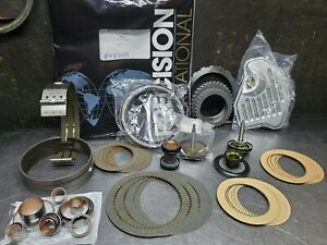 4R70W 4R75W SUPER MASTER REBUILT KIT WITH PISTONS 2004-ON Fits Ford Lincoln