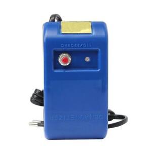 Watch Demagnetizer Watch Repair Screwdriver Tweezers for Watchmaker EU Plug