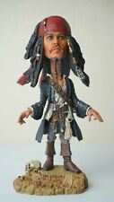 Disney Figurine Jack Sparow Multicoloured Artwork Hand Painted Collectible Great