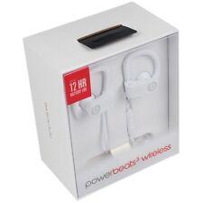 New beats by dr Dre powerbeats3 wireless Bluetooth WHITE sport earphone W1