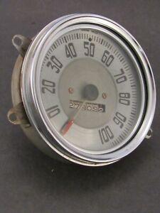 Original 1941 Chevrolet Speedometer