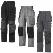 Pantaloni da uomo nere taglia 44 regolare