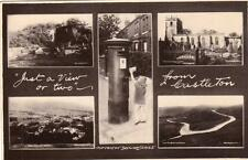 Castleton Multi View Postbox  RP old pc used 1929 Donlion