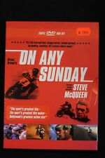 Lace DVD On any Sunday with Steve McQueen (3 DVD box)