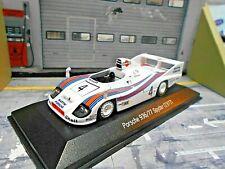 PORSCHE 936 /77 Le Mans 1977 Martini Racing #4 Ickx Barth Museu Minichamps 1:43