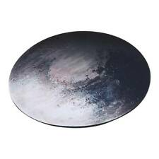 Round Mouse Pad Gaming Planet Series Non Slip Computer Mat Rug Earth Accessory H