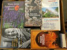 41 Bücher Hardcover Romane Sachbücher verschiedene Themen Paket 3