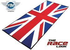 Tapis pour Garage Union Jack Atelier / Exposition Foire Moto Royaume-Uni