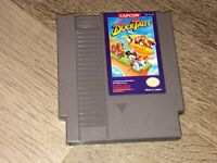 Duck Tales 1 Nintendo Nes Cleaned & Tested Authentic