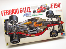 Tamiya 1/12 Ferrari 641/2 F190 Vintage Plastic Model Scale Kit made in Japan 498