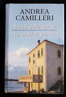 Andrea Camilleri - Le ali della sfinge - La pista di sabbia - Mondolibri - NUOVO