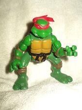 Teenage Mutant Ninja Turtles Action Figure Jumping Raphael 4 inch loose