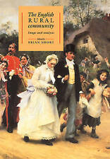 The English Rural Community: Image and Analysis-ExLibrary