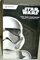 Ubtech Star Wars First Order Stormtrooper Robot with Companion App.