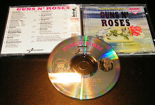 Guns N' Roses Live & Alive '93 U.S.A 1993 Very Rare Import CD