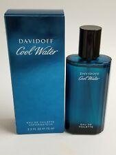 Cool Water Davidoff eau de toilette for Men 2.5 oz
