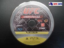PS3 UFC 2009 Undisputed - PLATINUM - For PlayStation 3 PS3: Disc Only