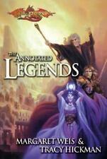 The Annotated legends (Dragonlance Legends) - Acceptable - Weis, Margaret -