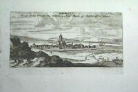 Dormans - Kupferstich 17.Jahrhundert