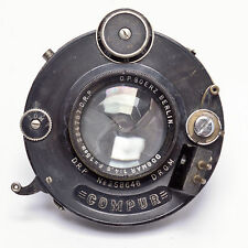 C.P. Goerz Berlin DOGMAR 15cm/150mm f/4.5 COMPUR - VINTAGE 1920s LARGE FORMAT