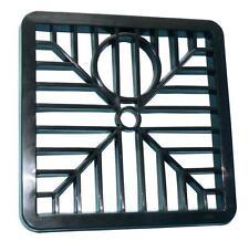 Égoutter grille | 6 inch square caillebotis