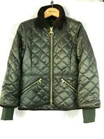 Barbour Women's Icons Liddesdale Quilt Jacket in Sage - Sizes 8 to 16 - RRP £189