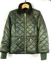 Barbour Women's Icons Liddesdale Quilt Jacket in Sage - Size UK 10 - RRP £189