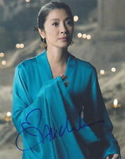 MICHELLE YEOH.. The Mummy: Tomb Of The Dragon Emperor - SIGNED
