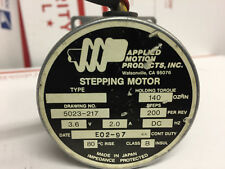 Applied Motion Products Stepping Motor 5034-217