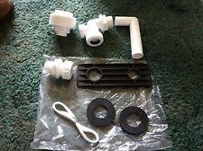 Kit de ventilación para tanque de plástico polytank, con filtros en desbordamiento & Respiradero. ordenanza 30