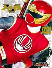 NEW' Ninpuu Sentai Hurricaneger Official Guide Book / Japan Super Hero Tokusatsu
