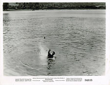 Beachhead 1954 8x10 Black & white movie photo #51
