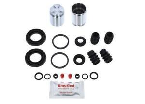 for SUZUKI SWIFT 2010-2017 REAR L & R Brake Caliper Seal Kit +Pistons (BRKP528)