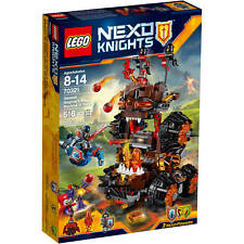 Brand New Lego Nexo Knights Siege Machine Of Doom 70321
