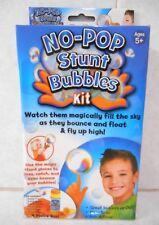 NO-POP STUNT BUBBLES  KIT