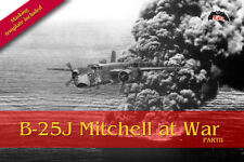 1/72 Zotz decal B-25J Mitchell at War Part II  - ZTZ-72035