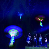 Flashing LED Light Up Dragonfly Glow Flying Dragonfly For Party Toys Kids Gift