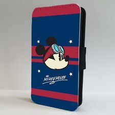 Mickey Mouse Aviator Disney FLIP PHONE CASE COVER for IPHONE SAMSUNG