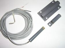 Lot of 15 GE Security Magnapull 2105 Alarm Pull Apart Magnet Sensor Sentrol