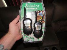 BRAND NEW Cobra microTALK FRS 110-2 Two Way Radio 14 CHANNEL 2 MILE RANGE
