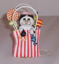Border Fine Arts Comic Cats Dolly Mixtures