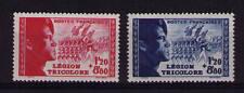 es - 1942 Légion Tricolore, n°565/566 *