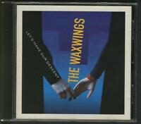 THE WAXWINGS Let's Make our Descent CD ALBUM RAINBOW QUARTZ RECORDS USA