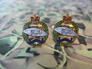 Royal Tank Regiment Cuff Links RTR Version 2
